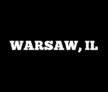 warsaw, illinois